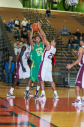 27 December 2010: 2010 State Farm Holiday Basketball Classic,  Normal University High School Pioneers v Culver Academy Eagles