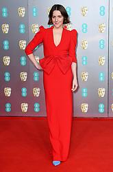Gemma Whelan attending the 73rd British Academy Film Awards held at the Royal Albert Hall, London. Photo credit should read: Doug Peters/EMPICS Entertainment