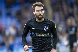 March 23, 2019 - Meadow, Shropshire, United Kingdom - Ben Close of Portsmouth FC during the Sky Bet League 1 match between Shrewsbury Town and Portsmouth at Greenhous Meadow, Shrewsbury on Saturday 23rd March 2019. (Credit Image: © Mi News/NurPhoto via ZUMA Press)