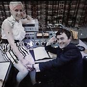 DE Journeault Quebec CHRC -Radio DJ