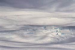 Snow and ice, Elephant Island, South Georgia Island