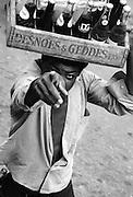 Port Antonio Street Vendor