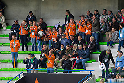 Supporters NED - Grand Prix Team Competition Dressage - Alltech FEI World Equestrian Games™ 2014 - Normandy, France.<br /> © Hippo Foto Team - Leanjo de Koster<br /> 25/06/14
