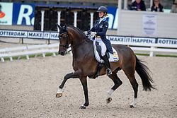Gusarova Oksana (UKR), Enrico<br /> European Championship Dressage<br /> Rotterdam 2019<br /> © Hippo Foto - Stefan Lafrentz