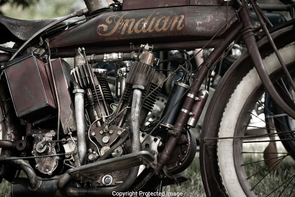 motorcycle, Indian Hendee Special,