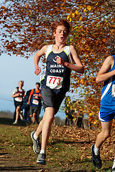 Maine Coast Waldorf School<br /> Middle School Cross Country race