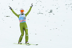 Jurij Tepes of Slovenia during the Flying Hill Individual Competition at 4th day of FIS Ski Jumping World Cup Finals Planica 2013, on March 24, 2013, in Planica, Slovenia. (Photo by Matic Klansek Velej / Sportida.com)