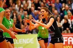 20141217 NED: Challenge Cup, Coolen Alterno - VDK Gent: Apeldoorn<br />Rosita Blomenkamp, Coolen Alterno<br />©2014-FotoHoogendoorn.nl / Pim Waslander