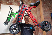Peter Lee, CEO of URB-E