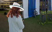 "Henley on Thames. United Kingdom. ""Hats at Henley""  George LAWSON, [Ex HRR Press Officer] Leander Hat and Blazer.<br /> Saturday  02/07/2016      <br /> <br /> 2016 Henley Royal Regatta, Henley Reach.   <br /> © Peter SPURRIER,<br /> LEICA CAMERA AG  LEICA Q (Typ 116)  f8  1/500sec  28mm  6.1MB"