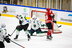 MAGOVAC Aleksander during summer Hockey League match between HK SZ Olimpija and HDD SIJ Jesenice, on September 12, 2020 in Ice Arena Bled, Bled, Slovenia. Photo by Peter Podobnik / Sportida