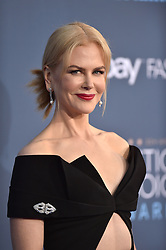 Nicole Kidman attends the 22nd Annual Critics' Choice Awards at Barker Hangar on December 11, 2016 in Santa Monica, Los Angeles, CA, USA. Photo By Lionel Hahn/ABACAPRESS.COM
