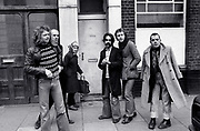 Ian Dury and the Blockheads lineup 1980