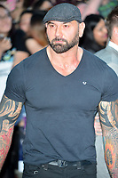 OIC - ENTSIMAGES.COM - Dave Bautista at The Avengers: Age of Ultron - European Film Premiere at Vue Westfield, Westfield Shopping Centre in London, England. 21st April 2015.          Photo Ents Images/OIC 0203 174 1069