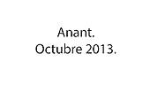 Anant Estudi Octubre 2013