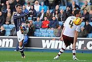 Millwall v Burnley 021113