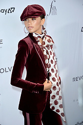 September 5, 2019, New York, NY, USA: September 5, 2019  New York City..Zendaya attending The Daily Front Row Fashion Media Awards arrivals on September 5, 2019 in New York City. (Credit Image: © Kristin Callahan/Ace Pictures via ZUMA Press)