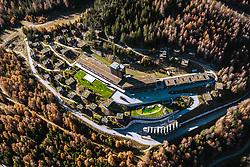 THEMENBILD – Hotel Gradonna Mountain Resort. Kals am Großglockner, Österreich am Montag, 12. November 2018 // Hotel Gradonna Mountain Resort. Monday, November 12, 2018 in Kals am Grossglockner, Austria. EXPA Pictures © 2018, PhotoCredit: EXPA/ Johann Groder