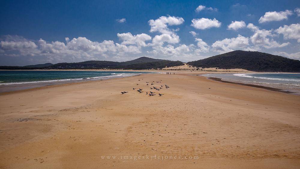 Fingal Bay, Australia