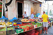 Israel, Nazareth The market