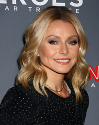 December 9, 2018 - New York City, New York, U.S. - KELLY RIPA attends the 12th Annual CNN Heroes: An All-Star Tribute held at the American Museum of National History. (Credit Image: © Nancy Kaszerman/ZUMA Wire)