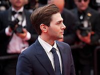 Director Xavier Dolan at the Closing Palm D'Or Awards Ceremony at the 69th Cannes Film Festival, Sunday 22nd May 2016, Cannes, France. Photography: Doreen Kennedy