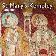 Kempley St Marys Norman Wall Paintings | Pictures Photo Images