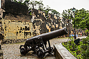 Fortaleza do Monte or Monte Forte in Macau.