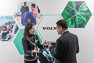 CHINA / Beijing / 27/03/2015<br /> <br /> Ting LIU. Director, HR & Communications at Volvo Financial Services , Coaching Trainer Mr. Charles Zai <br /> <br /> © Daniele Mattioli For Volvo