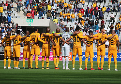 PSL: Kaizer Chiefs team line-up - Cape Town City v Kaizer Chiefs, 15 September 2018