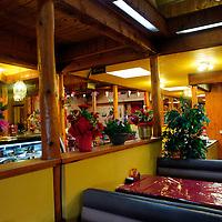 062713  Adron Gardner/Independent<br /> <br /> Ranch Kitchen boasts warm atmosphere and a diverse menu.