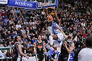 DESCRIZIONE : Campionato 2014/15 Dinamo Banco di Sardegna Sassari - Pasta Reggia Juve Caserta<br /> GIOCATORE : Shane Lawal<br /> CATEGORIA : Schiacciata<br /> SQUADRA : Dinamo Banco di Sardegna Sassari<br /> EVENTO : LegaBasket Serie A Beko 2014/2015<br /> GARA : Dinamo Banco di Sardegna Sassari - Pasta Reggia Juve Caserta<br /> DATA : 29/12/2014<br /> SPORT : Pallacanestro <br /> AUTORE : Agenzia Ciamillo-Castoria / Luigi Canu<br /> Galleria : LegaBasket Serie A Beko 2014/2015<br /> Fotonotizia : Campionato 2014/15 Dinamo Banco di Sardegna Sassari - Pasta Reggia Juve Caserta<br /> Predefinita :