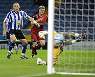 Sheffield Wednesday v Preston North End 201009