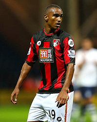 Junior Stanislas of Bournemouth  - Mandatory byline: Matt McNulty/JMP - 07966386802 - 22/09/2015 - FOOTBALL - Deepdale Stadium -Preston,England - Preston North End v Bournemouth - Capital One Cup - Third Round