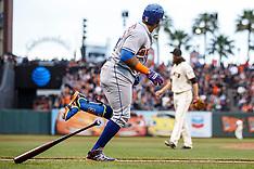 20160821 - New York Mets at San Francisco Giants