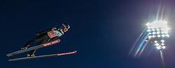 28.12.2015, Schattenbergschanze, Oberstdorf, GER, FIS Weltcup Ski Sprung, Vierschanzentournee, Training, im Bild Lauri Asikainen (FIN) // Lauri Asikainen of Finland// during his Practice Jump for the Four Hills Tournament of FIS Ski Jumping World Cup at the Schattenbergschanze, Oberstdorf, Germany on 2015/12/28. EXPA Pictures © 2015, PhotoCredit: EXPA/ Peter Rinderer