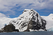 Point Wild, Elephant Island, Antarctica.  This is the desolate location where Shackelton left his men as he a a few others left for help.