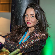 NLD/Amsterdam/20191206 - Sky Radio's Christmas Tree For Charity 2019, Fajah Lourens