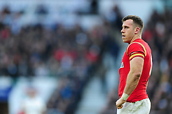 Gareth Davies of Wales - Mandatory byline: Patrick Khachfe/JMP - 07966 386802 - 12/03/2016 - RUGBY UNION - Twickenham Stadium - London, England - England v Wales - RBS Six Nations.