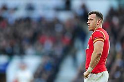Gareth Davies of Wales - Mandatory byline: Patrick Khachfe/JMP - 07966 386802 - 12/03/2016 - RUGBY UNION - Twickenham Stadium - London, England - England v Wales - RBS Six Nations.