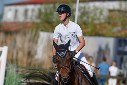 Thomas Gilles, BEL, Conaro<br /> Belgisch Kampioenschap Young Riders 2017<br /> Youth Festival - Azelhof - Lier 2017<br /> © Dirk Caremans<br /> Thomas Gilles, BEL, Conaro