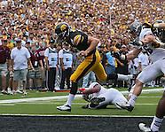 NCAA Football - Missouri State at Iowa - September 7, 2013