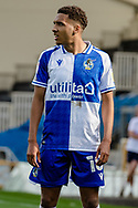 Bristol Rovers forward Jayden Mitchell-Lawson (10) during the EFL Sky Bet League 1 match between Bristol Rovers and Ipswich Town at the Memorial Stadium, Bristol, England on 19 September 2020.