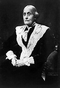 Susan B. Anthony 1892.  Frances Benjamin Johnston.