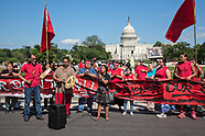 Mother Earth's Red Line Action