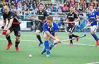 UTRECHT - Bjorn Kellerman (Kampong)    tijdens de finale van de play-offs om de landtitel tussen de heren van Kampong en Amsterdam (1-2) .  Er volgt zondag een derde wedstrijd.   . COPYRIGHT KOEN SUYK
