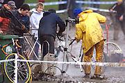 UK National Cyclocross Championships, Southampton. January 7, 2007