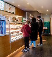 Krispy Kreme doughnuts windsor shop