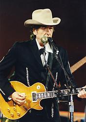 October 13, 2016.US singer Bob Dylan has been awarded the 2016 Nobel Prize for Literature.File 1995 (Credit Image: © Schicchi/Giacomino/Ropi via ZUMA Press)