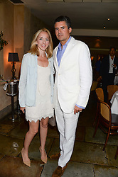 VICTORIA PATTINSON and EDWARD TAYLOR at an evening of Dinner & Dancing at Daphne's, 112 Draycott Avenue, London SW3 on 24th July 2013.